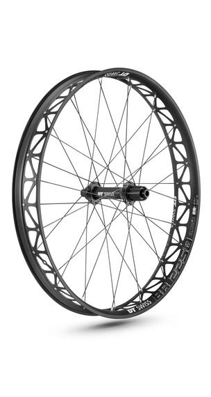 "DT Swiss BR 2250 Classic Fatbike wiel 26"" achterwiel Alu 197/12 mm zwart"